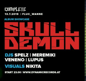 Bild zu Complete presents SKULL DEMON Album Showcase