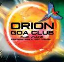 Flyer für 20 August ORION goa party