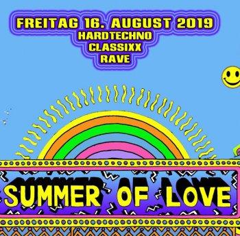 Bild zu Summer_of Love - HardTechno / ClassiX / Rave