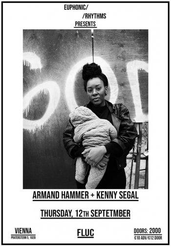 Bild zu Armand Hammer/Kenny Segal/DJ Taye/DJ Zion Flex