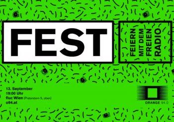 Bild zu Radio ORANGE 94.0 Fest feat. Clara! & Deena Abdelwahed