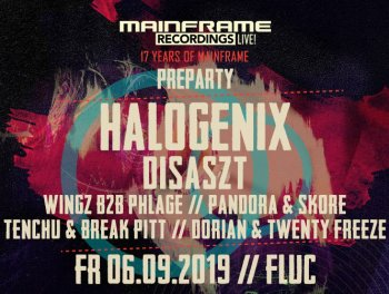 Bild zu 17 Years of Mainframe Pre-Party