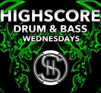 Bild zu HIGHSCORE x D&B x WEDNESDAY