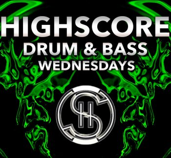 Bild zu HIGHSCORE x D&B x WEDNESDAY