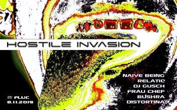 Bild zu HOSTILE INVASION