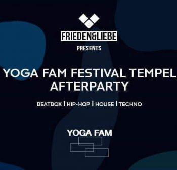 Bild zu Frieden & Liebe meets YOGA FAM - Afterparty
