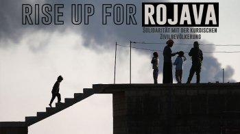 Bild zu Rise up for Rojava: Solidarität mit der kurdischen Zivilgesellschaft