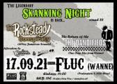 Flyer für 17 September Skanking Night round 85 // 23.30 SALON MAGIKA