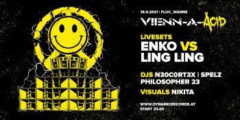Bild zu Viennatek >> Ling Ling vs Enko